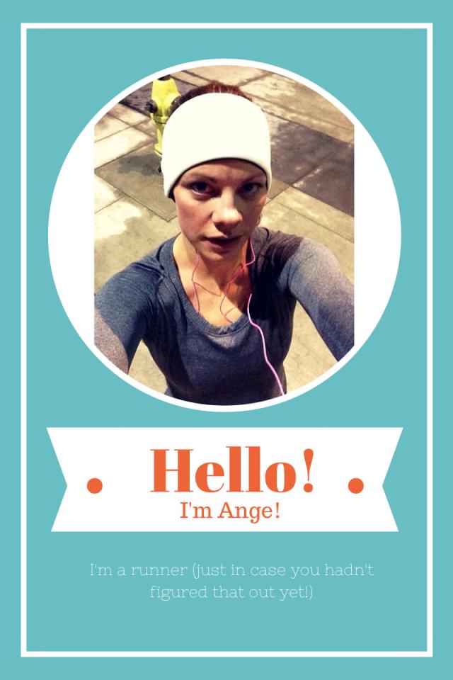 I'm Ange!