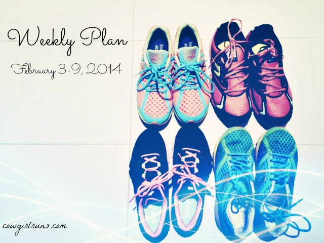 weekly plan feb 3-9