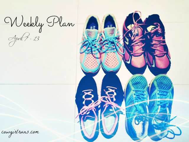 weekly-plan april 7-13